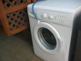 WHITE 'BEKO' WASHING MACHINE AA CLASS 1200 SPIN GOOD CONDITION. VIEW/DELIVERY AVAILABLE
