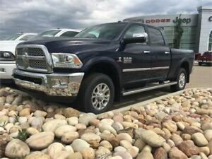 2017 RAM 3500 LARAMIE DIESEL C/C FACTORY FIFTH WHEEL INSTALLED