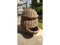 Wicker Potato Basket