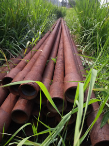 """2 inch and  2 3/8 """" Oilfield tubing - $1.20/ft"""