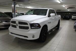2014 Dodge Ram 1500 SPORT CREW 4X4 *CUIR/NAV*