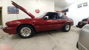 1989 Ford Mustang GT Street or Strip!!