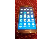 SAMSUNG S4 (BIG) BLACK AND OPEN TO ALL NETWORK