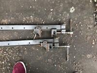 6ft sash clamps