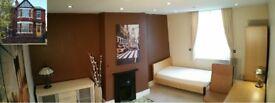Large stunning double bedroom for rent. Podwójny pokój do wynajęcia.