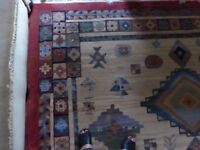 Large Persian/eastern style rug