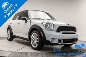 2013 MINI Cooper S Countryman AWD CUIR