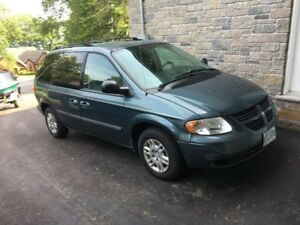 2007 Dodge Caravan Minivan, reduced $500