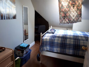 3 rooms available in 4 bedroom apartment, close to universities