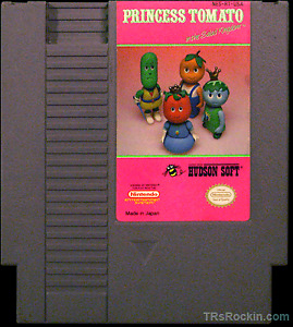 Looking for Princess Tomato for NES