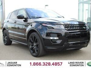 2015 Land Rover Range Rover Evoque Dynamic Black Pack - CPO 6yr/