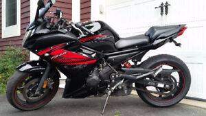 Yamaha FZ6R *Reduced Price*