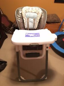 Graco Table-fit High Chair