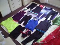 Selection of Ladies Training Wear