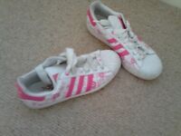 Adidas woman's trainers