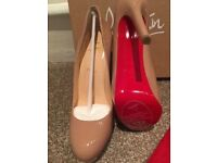 Genuine Christian louboutin shoes for sale