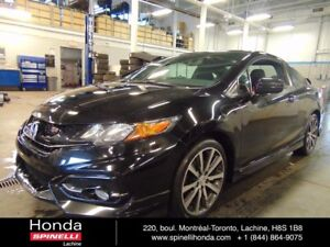 2014 Honda Civic Coupe Si HFP PACK Si HFP PACKAGE