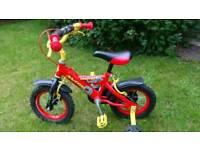 """Dinotec bike (12"""" wheels)"""