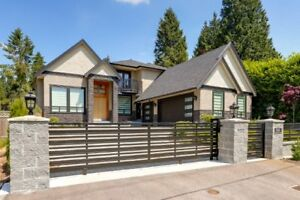 Stunning 5 BR & Office executive Home @ Vancouver Golf Club