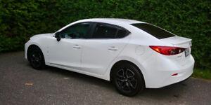 2015 Mazda Mazda3 Berline Nav Caméra recule GARANTIE 3ANS