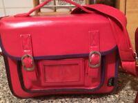Girls satchel lunch bags
