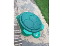 Little Tikes Turtle Sandpit / Sandbox