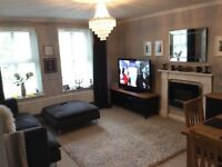 2 bed flat for 3 bed house