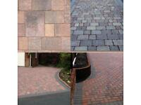 Block Paving // Fencing // Brickwork - All Services Available