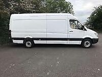 LARGE VAN AND MAN/Removal service/discounted rates/Sheffield Rotherham and surrounding areas