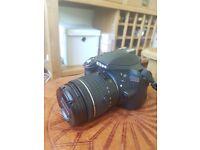Nikon AF-P 18-55mm F/3.5-5.6 DX G Lens