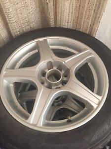 16 inch rims ( tires not included )