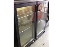Under counter drinks fridge