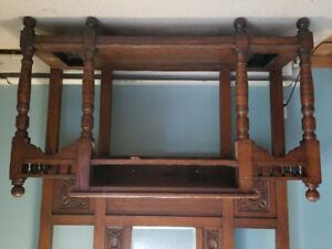 Antique entrance table