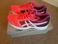 Brand New Ladies Asics Trainers Size 6