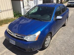 2010 Ford Focus for 1500 with 215000km