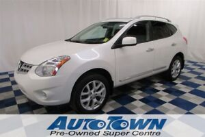 2013 Nissan Rogue SV AWD/SUNROOF/NAV/HTD SEATS