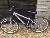 "girls 14"" mountain bike"