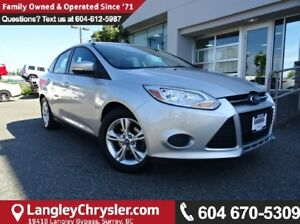 2013 Ford Focus SE W/BLUETOOTH & HEATED  SEATS