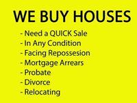 ***We Buy / Rent Houses***