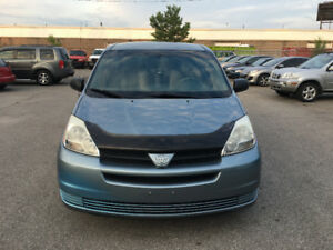 2005 Toyota Sienna. CERTIFIED  , E TESTED, WARRANTY, NO ACCIDENT