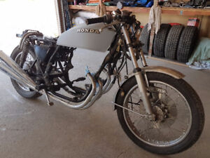 1978 CB750 SOHC Project (Reduced)