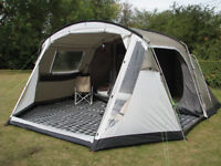 Never used 4 man Coleman Tent
