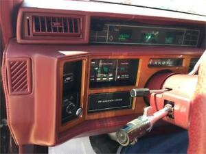 1990 Cadillac Fleetwood ONLY 126170km RARE NO ACCIDENTS