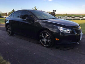 Safetied and Etested - 2013 Chev Cruze