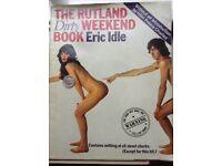 Rutland Weekend Television book