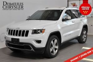 2016 Jeep Grand Cherokee Limited**MAGS 20 POUCES**TOIT**GPS