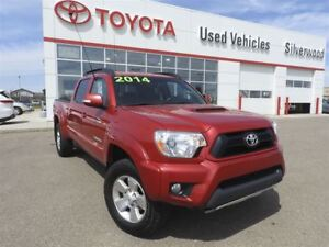 2014 Toyota Tacoma - ONE OWNER, ACCIDENT FREE!!!