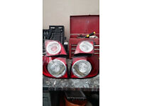 VW Golf MK5 Plus 2004-09 MODELS Genuine Rear LED Lights and Taillights