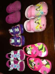 Size 5 toddler girl shoes