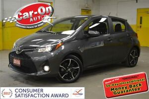 2016 Toyota Yaris SE AUTOMATIC A/C ALLOYS ONLY 4,300 KMS